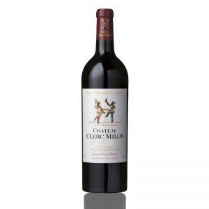 Chateau Clerc Milon ไวน์ตุ๊กตาคู่